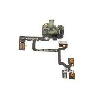 Гибкий кабель для мобильных телефонов Headphone Audio Jack Power Volume Switch Flex Cable For iPhone 4 4G New