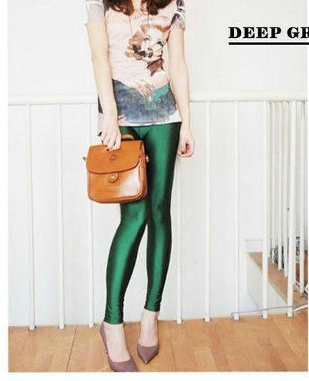 ---lusty green
