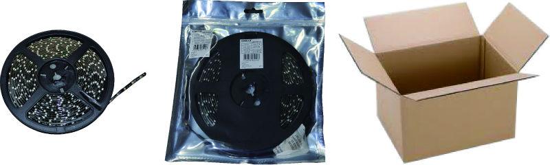 High quality Waterproof 5M 120LEDs/m 12V DC IP65 3528 led strip set