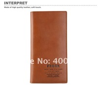 Кошелек Hot Sale Unisex High Quality Leather Wallet, High Performance-Price Ratio
