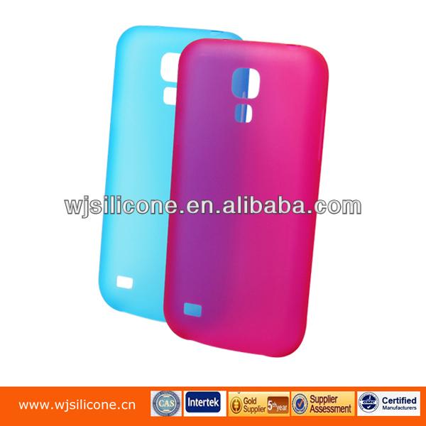 Ultra thin souple PP cas de téléphone pour Samsung Galaxy S4 mini