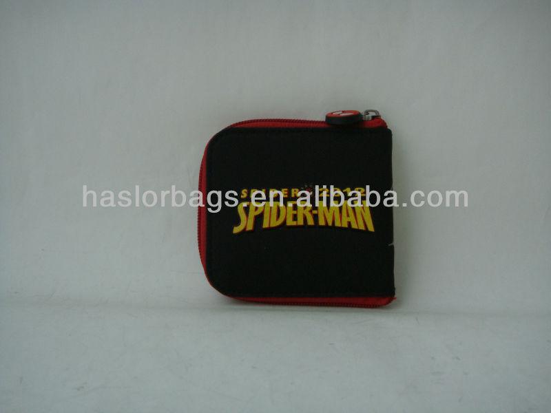Noir et rouge couleur populaire sac