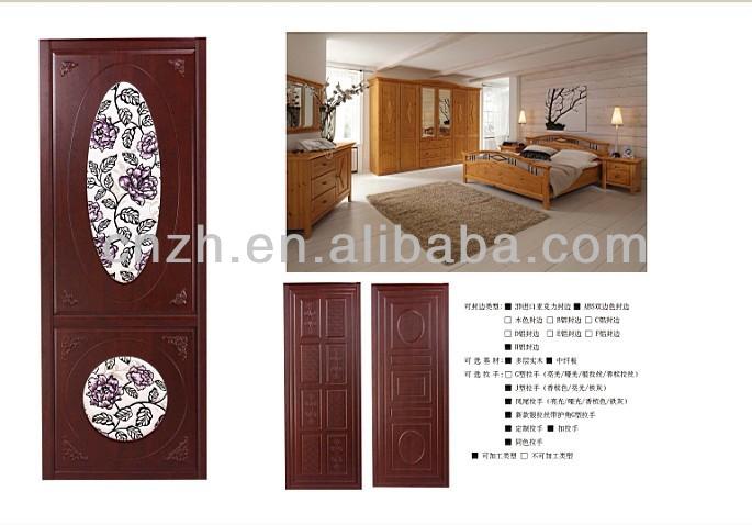 PVC 필름 MDF 옷장 문 디자인 높은 광택 또는 매트 마무리-옷장 ...