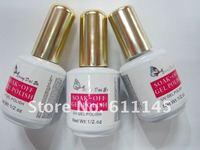 Soak-Off Gel Polish For Nail Art 10pcs Uv Gel Polish +1 Base Gel +1Top Coat