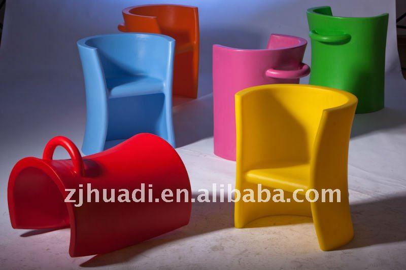 Trioli Child Chair /Rocking Stool