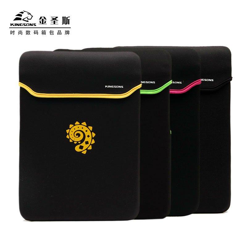"""New Arrival!Steve Jobs Case Kingsons Brand Neoprene & Waterproof Laptop Sleeve/Case for Ipad 9.7""""/14.1"""" KS6191V"""