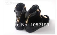 Женские ботинки GZ blackLogo Drop