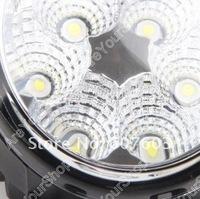 Автомобильная электрика LED Fog Lamp Xenon White Light 12W Toyota Camry Corolla Prius RAV4 Reiz Yaris