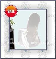 Накидка на стул white satin Chair Cover/banquet chair cover/wedding chair cover
