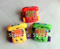 Мини Музыка телефон toy.mini музыки телефон! мультфильм телефон автомобиль