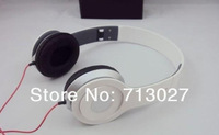 Наушники Lowest Price portable headset headphone sound high quality for Mini Soloed HD earphones retail box DHL 50pcs