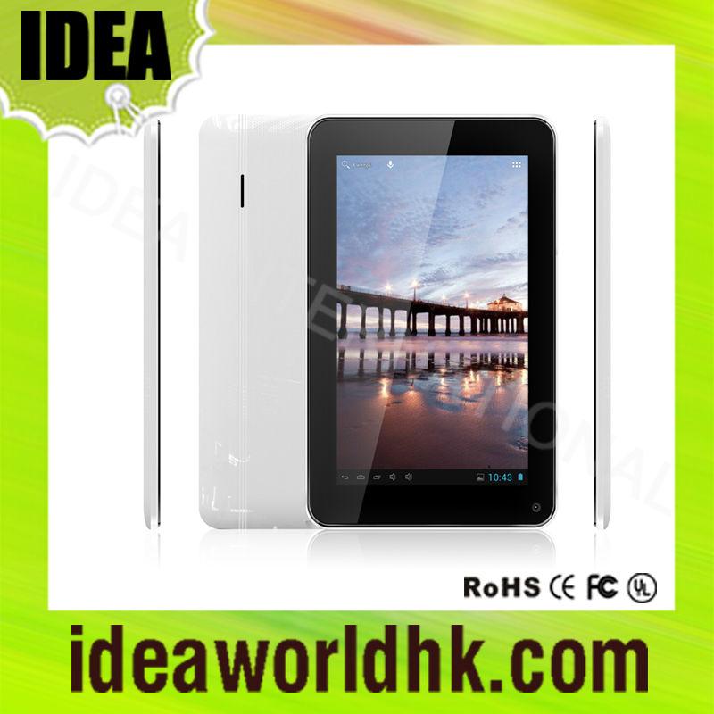 9 inch Tablet PC Allwinner A13 ARM Cortex A8 1.2Ghz Multi-Core ...