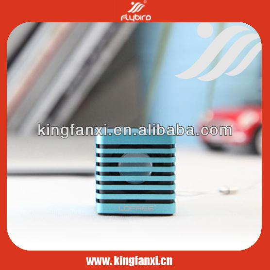 Unique fashion portable multimedia mini speaker