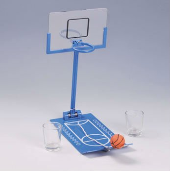 Hot selling Aluminum mini basketball game