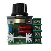 Регулятор напряжения Voltage Regulator 5Pcs 220 2000 SCR CEG007800
