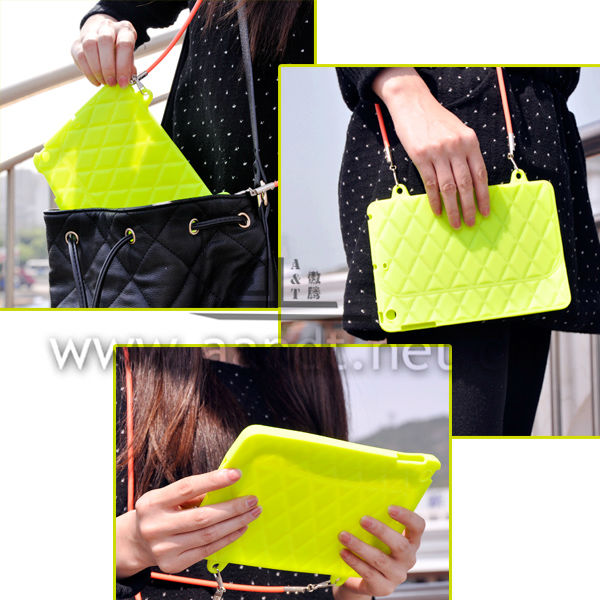 Hangbag Dustproof Tablet PC Case for iPad Mini