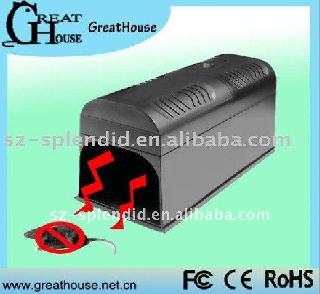 Controle de Ratos e Camundongos Elétrica Indoor-(GH-190)
