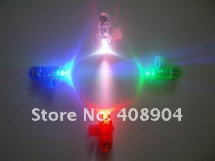Free shipping new LED Finger Light wholesale,4 colors led finger torch,Finger ring laser,500pcs/lot