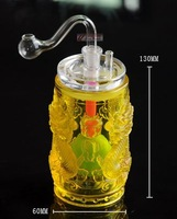 Курительная трубка The number of colors of the water pipe water pipe