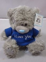Original inventory me to you Beggars teddy bears with Clothes plush toy 14cm