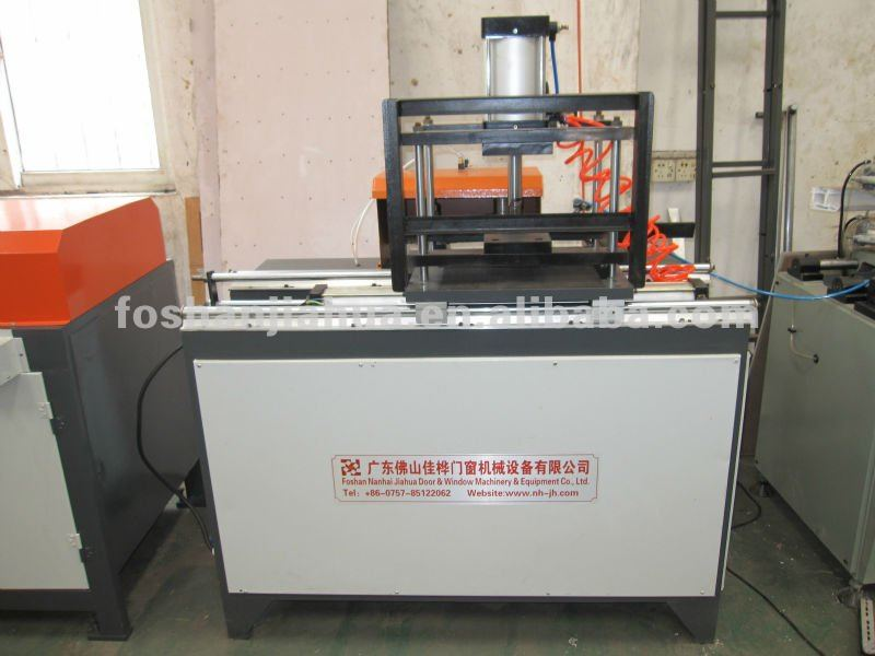 Cutting saw Aluminum machine Gas to liquid 45 degrees desktop cutting machine