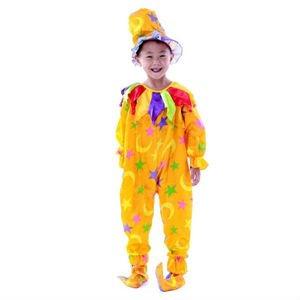 Halloween Infantil Do Palhaco De Roupas Moda O Palhaco Roupas Para A