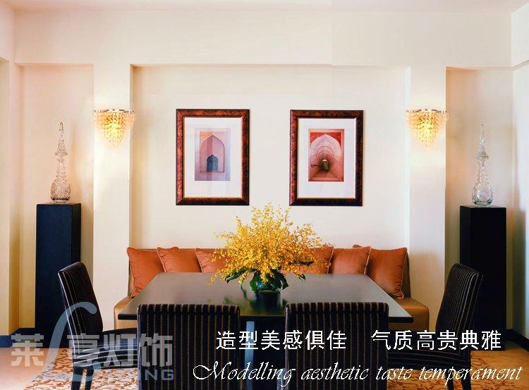 Crystal decoración de la pared la luz de la casa-Lámparas Pared