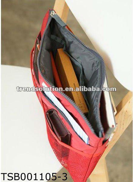 fashion latest multifunctional hand bag organizer