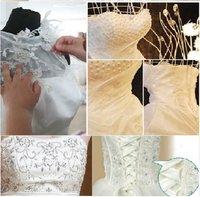 Платье для подружки невесты Claudia Bridal AA1264 Sash