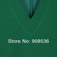 Одежда и Аксессуары 2013 newest arrival vintage street style womans dress black/green fashion party evening dress S`XXXL