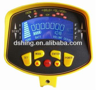 Dshd- 3010ii intelligente u-bahn golddetektor preis( 1.5m)