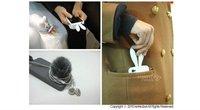 Чехол для для мобильных телефонов 10pcs/lot TPU Rabbit Cover Rubber Cartoon TPU Rabito Case with Rabbit Ttail Bunny Skin for iPhone 4 4S
