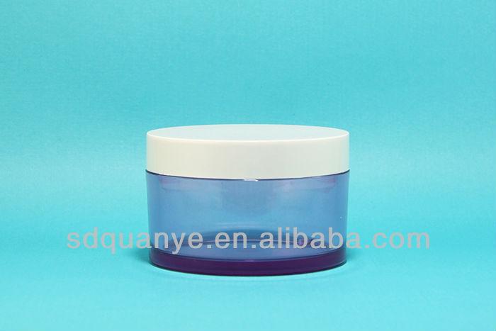 30/50/100/150/200 ML PET Cosmetic Cream JAR