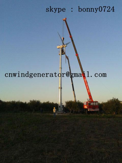 FD14-25kw wind turbine generator alternator generator free energy generator price