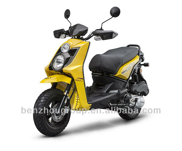 Benzhou 2013 new model powerful 150cc gas scooter very popular