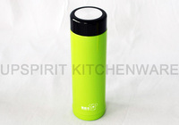 UPSPIRIT 300ml stainless steel portable sports water bottle,travel mug,vacuum flask,thermos mug,4 colors,beverage bottle