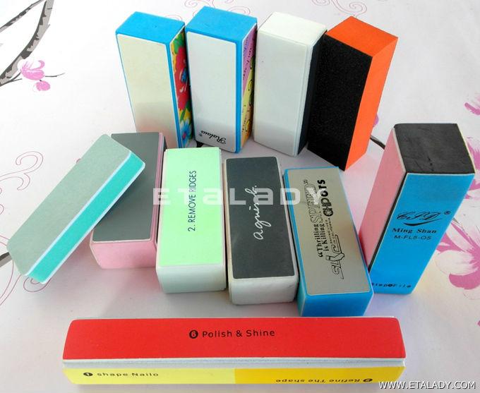 Professional Nail Tool Custom Printed Nail File