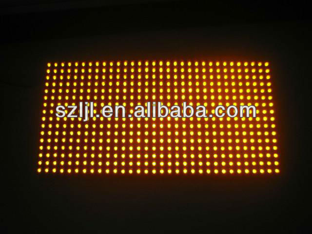 Waterproof Outdoor Red P10 Led Module