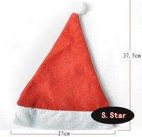 Christmas cap /Popular fashion Santa hats/Christmas party hat/xmas hat /Christmas hat chr003
