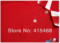 Футболка 2012 new fashion 5 style slim Men's polo shirt Short Sleeve cotton T-Shirt men M L XL XXL retail