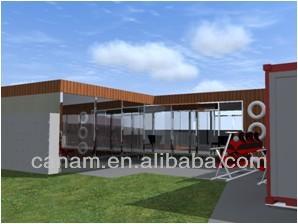 중국 제조업체 휴대용 사무실 건물, 20피트 컨테이너 사무실 ...