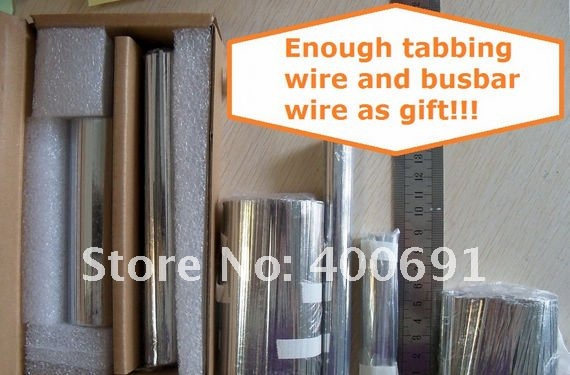 tab wire with various length
