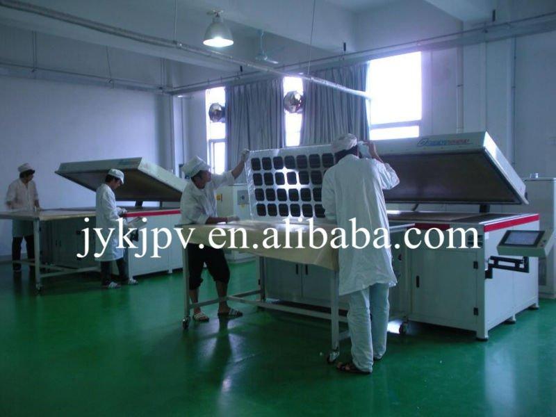 a-alloy frame mono solar panel 45 watt China manufacturer
