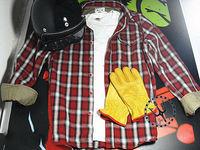 Перчатки для мотоциклистов harley