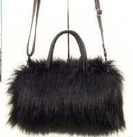 Hot Sale! New arrived bag Fashion bag fur Handbags Shoulder Bag  Wholesale and Retail Free Shipping