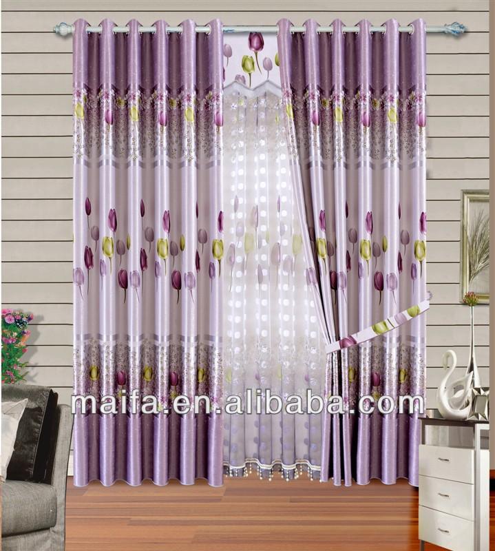 2013 mode fantaisie rideaux de fenêtre modèlesRideauxID de produit