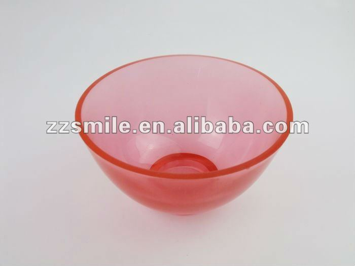 dental products for dentist, rubber bowl