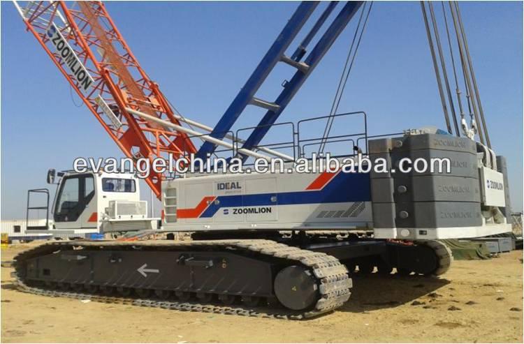 Zoomlion mobile crane 50 ton : Zoomlion crawler crane for sale tons zcc a view