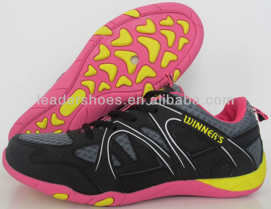 new style lady shoes in 2013/ hot selling running shoes for women