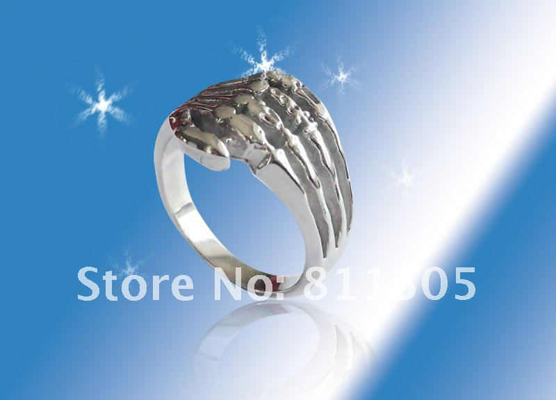 fashionable stainless steel  ring